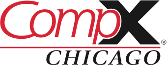 CompX Chicago logo