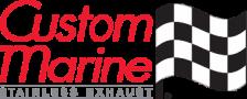 Custom Marine logo