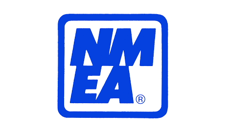 National Marine Electronics Association (NMEA) logo